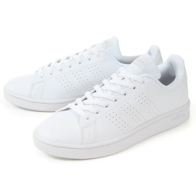 adidas(アディダス) ADVANCOURT BASE(アドバンコート ベース) EE7692 ホワイト/ホワイト SALE