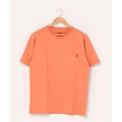 tシャツ Tシャツ 【UNIVERSAL OVERALL】POCKET TEE