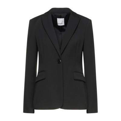 ピンコ PINKO テーラードジャケット ブラック 42 ポリエステル 64% / レーヨン 31% / ポリウレタン 5% テーラードジャケット