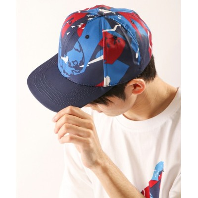 FUNALIVE / 【STAPLE】ワンポイント刺繍キャップ MEN 帽子 > キャップ
