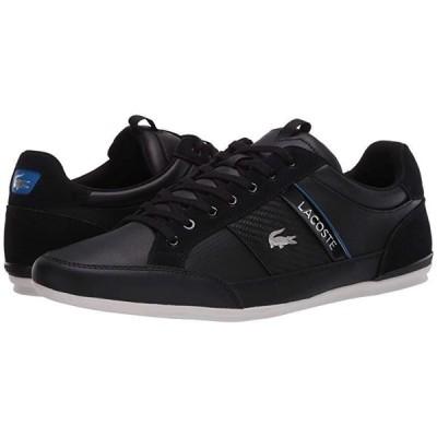 ラコステ Chaymon 120 7 U メンズ スニーカー 靴 シューズ Black/Blue