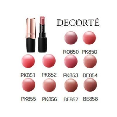 コスメデコルテ ザ ルージュ ピンク系 -COSME DECORTE-【国内正規品】 BE858
