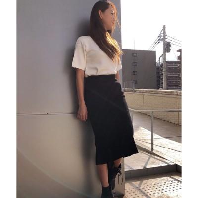 ニット スカート ファッション 韓国服 レディース