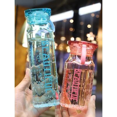 水コップは夏には携帯用のプラスチックカップを簡単に高温に耐えます