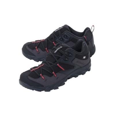 コロンビア(Columbia) トレッキングシューズ ローカット 登山靴 セイバー4 ロウ アウトドライ YM7462 011 登山 山登り (メンズ)