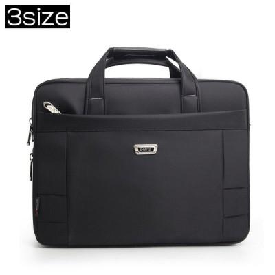 ブリーフケース ビジネスバッグ メンズ カバン シンプル 通勤 出張 就活 リクルート A4サイズ収納可能