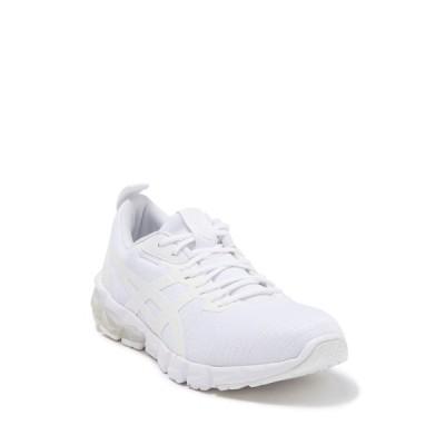 アシックス メンズ スニーカー シューズ GEL-Quantum 90 2 Running Shoe WHITE/WHITE