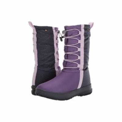 ボグス Bogs レディース ブーツ シューズ・靴 Snownights Purple Multi