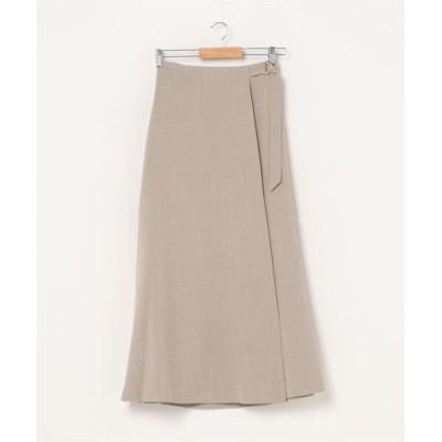 スカート D管サイドベルトラップ風スカート