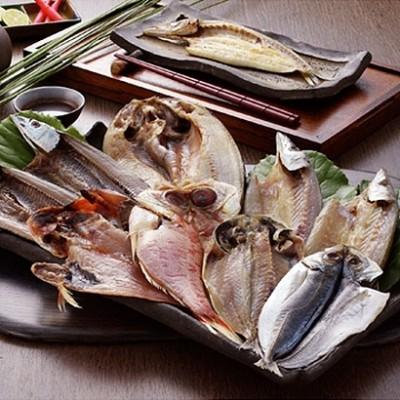 [静岡・奥和]無添加干物詰合せ 干物・漬魚・うなぎ・魚卵
