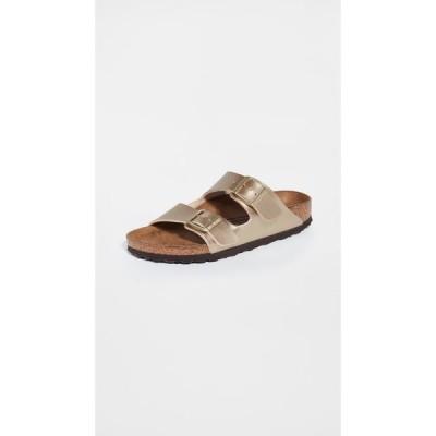 ビルケンシュトック Birkenstock レディース サンダル・ミュール シューズ・靴 Arizona Sandals Gold