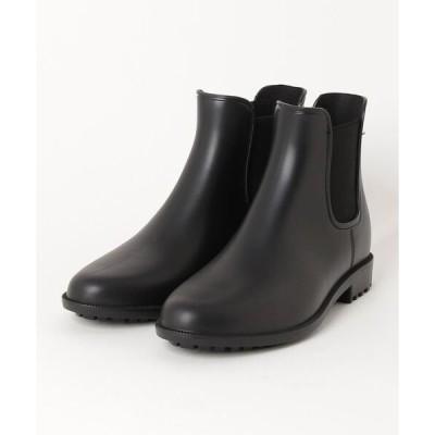 レインシューズ 【完全防水】【Fin】サイドゴアレインブーツ<長靴>