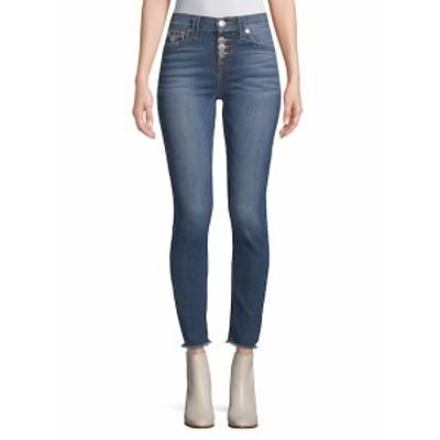 トゥルー リリジョン レディース パンツ デニム Skinny Ankle Jeans
