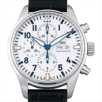 48回払いまで無金利 IWC パイロットウォッチ クロノグラフ 150イヤーズ IW377725 中古 メンズ 腕時計