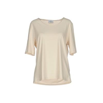 FRANZ SAUER T シャツ ベージュ XL コットン 90% / ポリウレタン 10% / ポリエステル / ナイロン T シャツ