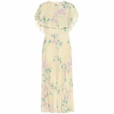 レッド ヴァレンティノ REDValentino レディース ワンピース ワンピース・ドレス Floral crepe dress Rose