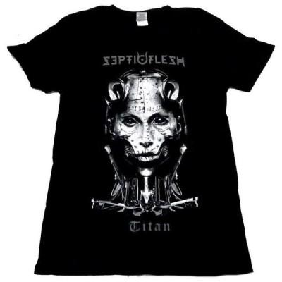 SEPTIC FLESH「TITAN」Tシャツ