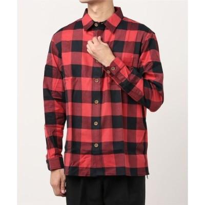 シャツ ブラウス ロングスリーブシャツ