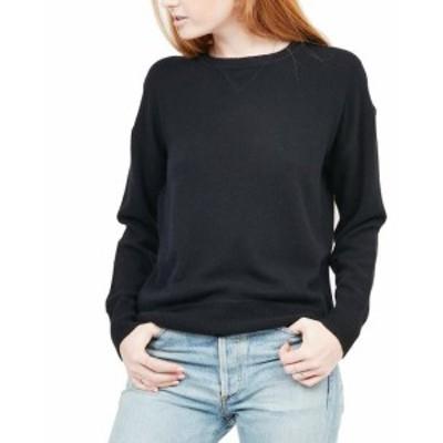 Quinn  ファッション トップス Quinn Cashmere Crew Sweatshirt