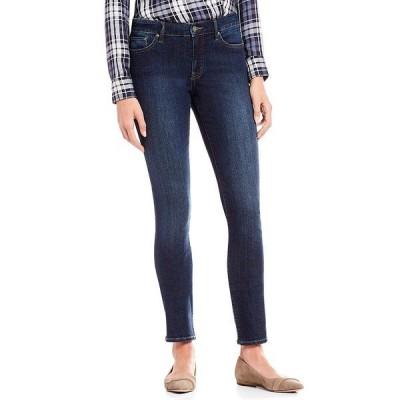 ラルフローレン レディース デニムパンツ ボトムス Modern Straight Curvy Jeans Deep Royal