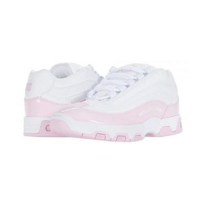 DC ディーシー レディース 女性用 シューズ 靴 スニーカー 運動靴 Legacy Lite - White/Pink