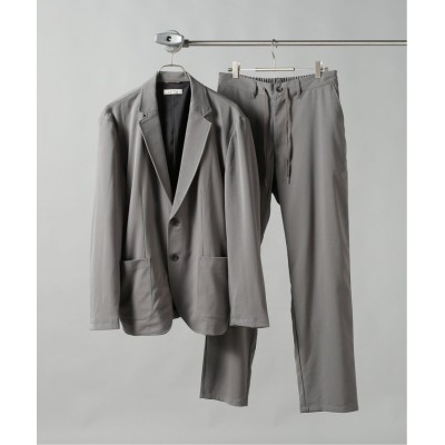 (JOURNAL STANDARD relume Men's/ジャーナルスタンダード レリューム メンズ)【ジャケット+パンツSET】THE セットアップ/メンズ グレーB