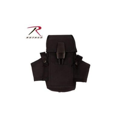 ROTHCO / ロスコ 9946 M-16 Clip Pouches【Black】 ポーチ / 小物入れ