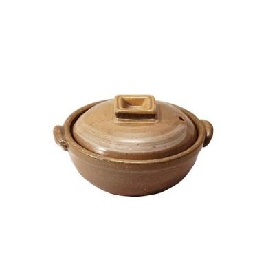 4号鍋 土鍋 大樹(たいき) ) 土鍋 おしゃれ 土鍋 日本製 土鍋 4号 土鍋プリン