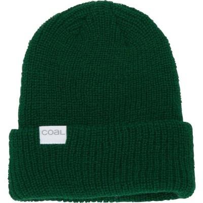 コール Coal レディース ニット ビーニー 帽子 the stanley beanie Green