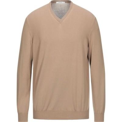 カングラ カシミア KANGRA CASHMERE メンズ ニット・セーター トップス sweater Khaki