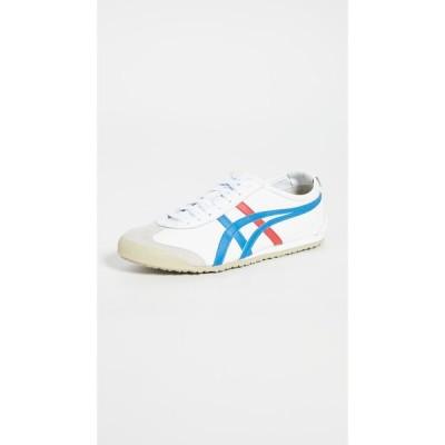 オニツカタイガー Onitsuka Tiger メンズ スニーカー シューズ・靴 Mexico 66 Sneakers White/Blue