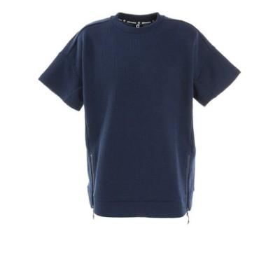クォーターニットTシャツ 863GM1UK6830 NVY