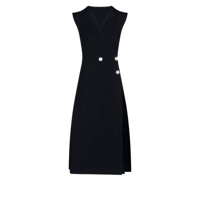 ジル・サンダー レディース ワンピース トップス Jil Sander Tailored Tuxedo Dress -