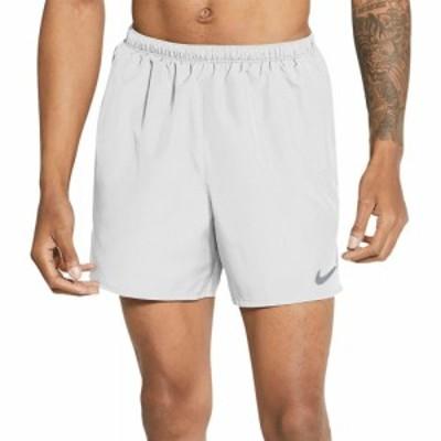 ナイキ Nike メンズ ランニング・ウォーキング ショートパンツ ボトムス・パンツ Challenger Brief-Lined 5 Running Shorts White/Reflec