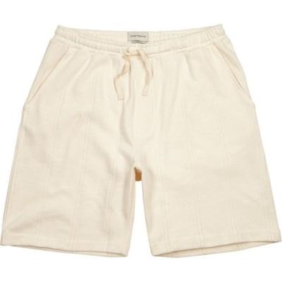オリバー スペンサー Oliver Spencer メンズ ショートパンツ ボトムス・パンツ weston ecru knitted cotton shorts Natural