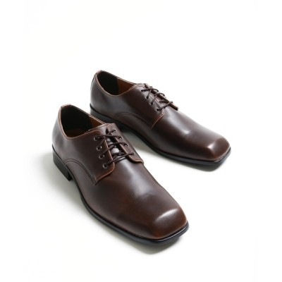 minsobi / エコレザードレスシューズ / ビジネスシューズ / ブラウン靴 / 紐靴 MEN シューズ > ドレスシューズ