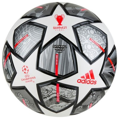UEFA チャンピオンズリーグ 20-21 決勝トーナメント 公式試合球レプリカ フィナーレ ミニ 【adidas|アディダス】サッカーボール1号球a