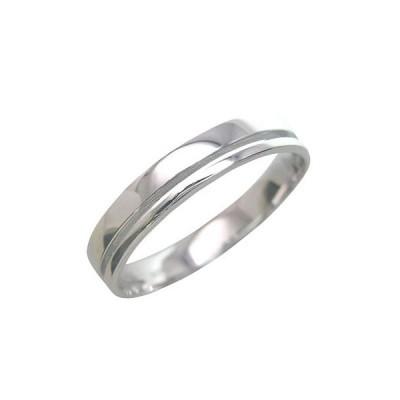メンズ リング 結婚指輪 マリッジリングK18ホワイトゴールド 結婚指輪 マリッジリング【今だけ代引手数料無料】