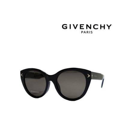 【GIVENCHY】  ジバンシィ  サングラス    GV7025/F/S   807   ブラック アジアンフィット  国内正規品