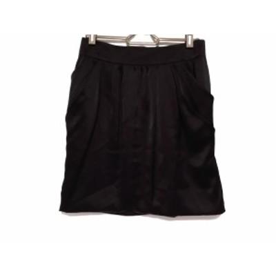 ボディドレッシングデラックス BODY DRESSING Deluxe スカート サイズ36 S レディース 美品 黒【中古】