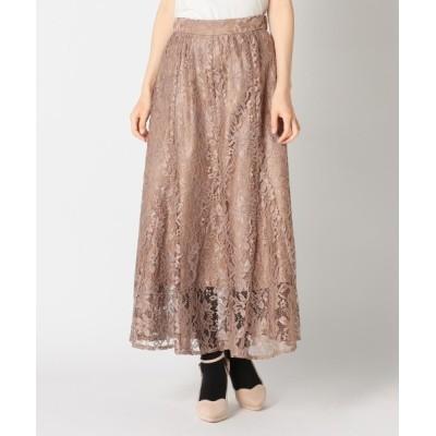 MISCH MASCH / 総ゴムレースマーメイドスカート WOMEN スカート > スカート
