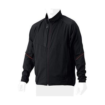 ZETT(ゼット) 野球 プロステイタス トラックジャケット 防寒用 BPRO300S ブラック(1900) O