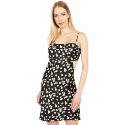バードット ワンピース トップス レディース Daisy Mini Dress Black Daisy