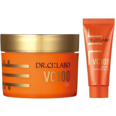 ドクターシーラボ VC100ゲル 特別セット [化粧水/美容液/乳液/化粧下地] 多機能保湿ゲル オールインワンゲル 高浸透ビタミンC(APPS)配合