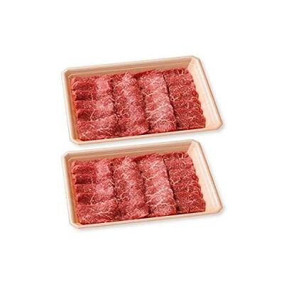 前沢牛 焼肉用 400g×2P [肩・もも] 前沢牛オガタ 東北 岩手県 奥州市前沢 黒毛和牛
