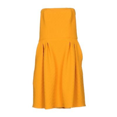 HANITA ミニワンピース&ドレス オークル S ポリエステル 96% / ポリウレタン 4% ミニワンピース&ドレス