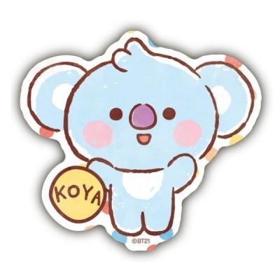 BT21 トラベルステッカー BABY KOYA ★LINE FRIENDS★
