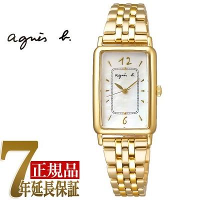 セイコー SEIKO アニエスベー agnes b.  マルチェロ クリスマス限定 クォーツ レディース 腕時計 FCSK736