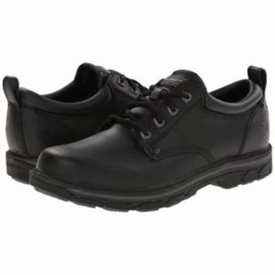 スケッチャーズ 革靴・ビジネスシューズ Segment Relaxed Fit Oxford Black