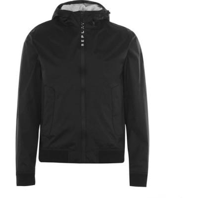 リプレイ Replay メンズ ジャケット アウター recycle jacket Black